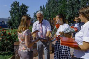 Праздник, посвященный Дню Воздушного Флота и 115-летию предприятия