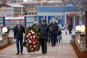 Празднование 73-летия Победы в Великой Отечественной войне