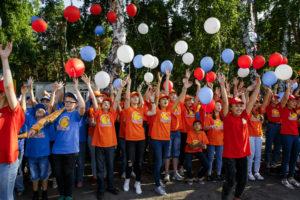 80-летний юбилей детского лагеря «Спутник»